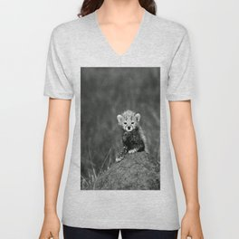 BABY - TIGER - NATURE - LANDSCAPE - ANIMALS Unisex V-Neck