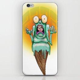Why- Scream iPhone Skin
