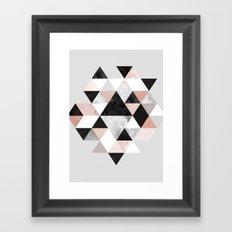 Graphic 202 Framed Art Print