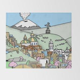 Quito Throw Blanket