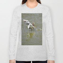 Bird Flexibility Long Sleeve T-shirt