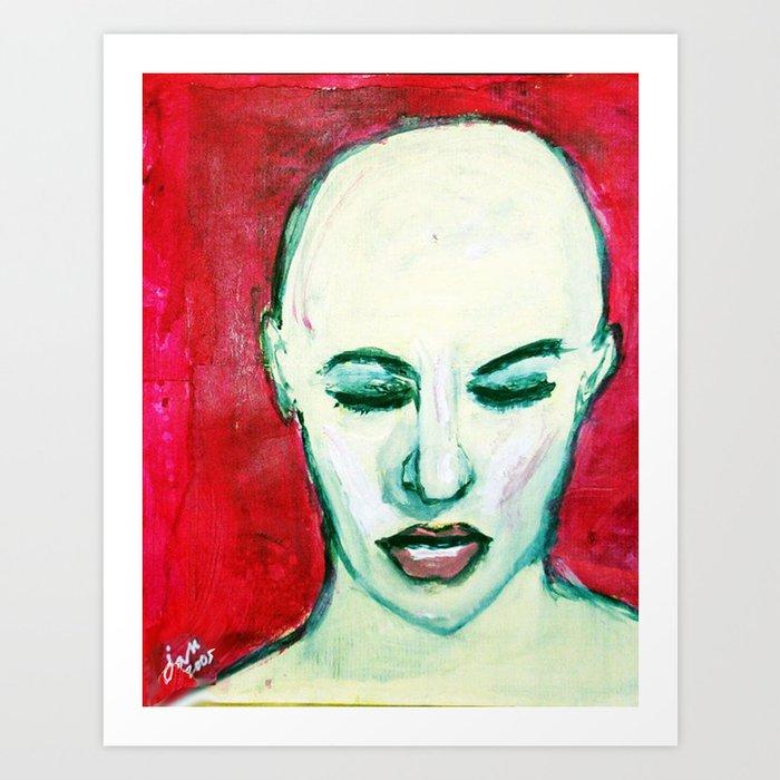 EVE Art Print