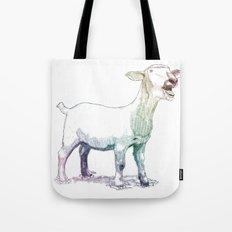 scream goat Tote Bag