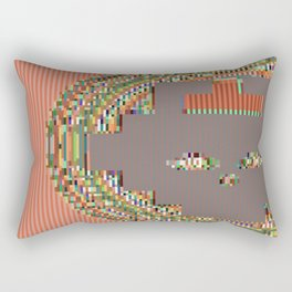 in Lunacy, the Stoic Dream Rectangular Pillow