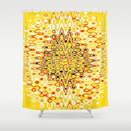 Loyal Triangle Shower Curtain