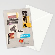 BCKPRT Stationery Cards