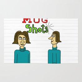 Mug Shot Rug