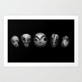 Spirits Art Print