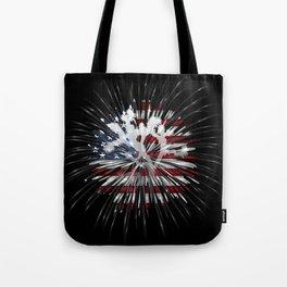 Joshua Tree Americana by CREYES Tote Bag