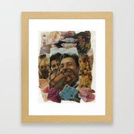 come let us sing Framed Art Print