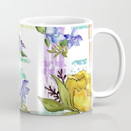 Flowers Corner Coffee Mug