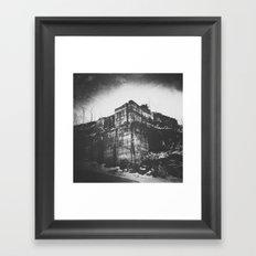 The Armory Framed Art Print