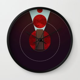 2001: A Space Odyssey - The Monolith Tribute Wall Clock