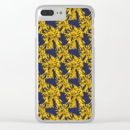 Ocean Plant Clear iPhone Case