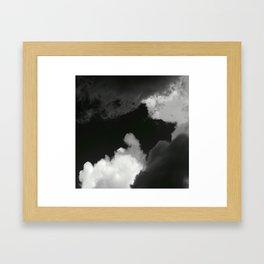 SALT / PEPPER Framed Art Print