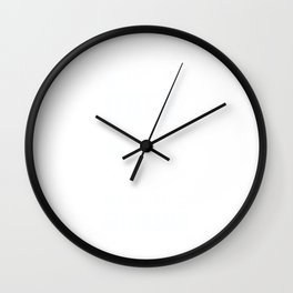 Funny Sarcastic Introverts Unite We Want To Go Home Wall Clock