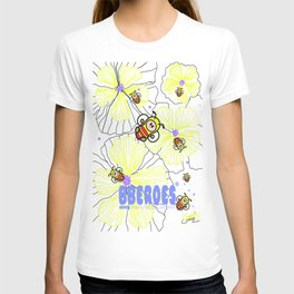 BBEROES Jelly Flower & Bee T-shirt