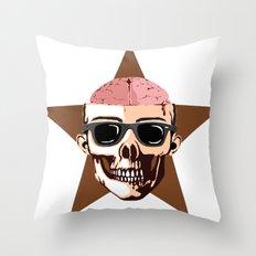 Mr. K - Pre-Transform Throw Pillow