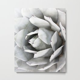 Cacti, Cactus print, Agava, Plant print, Trendy print Metal Print