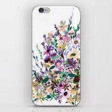 Scarlett Floral Pastel iPhone & iPod Skin