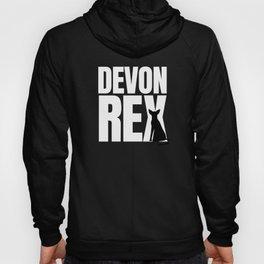 Devon Rex Lover Hoody