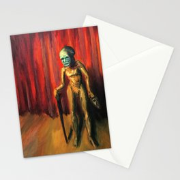 Imitations are Unbecoming Stationery Cards
