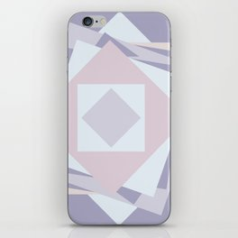 When stickies pile up like blooming rose... iPhone Skin
