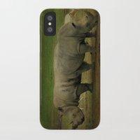 wildlife iPhone & iPod Cases featuring wildlife by Ammar ZABOUN