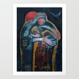 The Father's Forgiveness Art Print