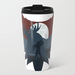 The beast hunt (v2) Travel Mug