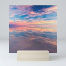 Salar de Uyuni Mini Art Print