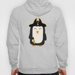 Penguin Pirate Captain T-Shirt for all Ages Dwfb5 Hoody