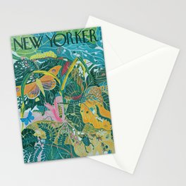The New Yorker Vintage Cover // 8 Stationery Cards