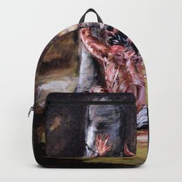 Our Sins Backpack
