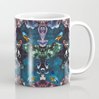 crystal Mugs featuring Crystal by Kangarui by Rui Stalph