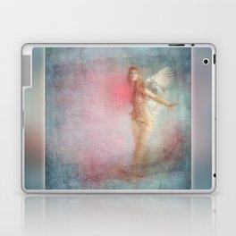 WHERE THE HEART GOES ... Laptop & iPad Skin