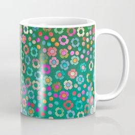 dp065-1 floral pattern Coffee Mug
