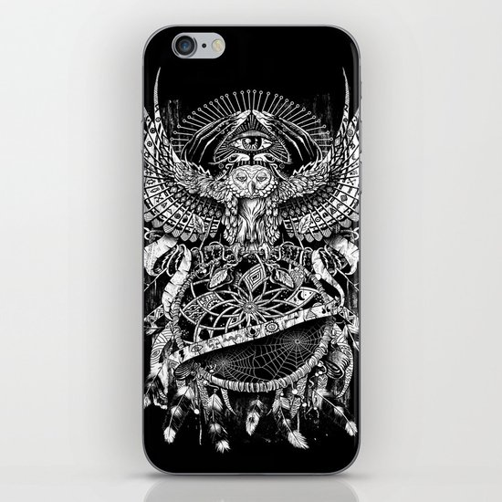 Dream Quest iPhone & iPod Skin