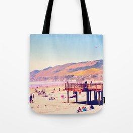 I Like California Beaches, Do You? Tote Bag