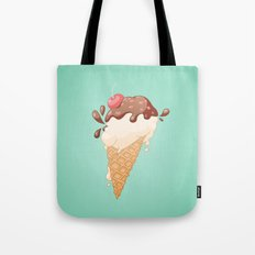 Summer Icecream Tote Bag