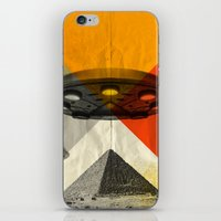 return iPhone & iPod Skins featuring the return by Vin Zzep