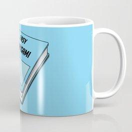 origami book Coffee Mug