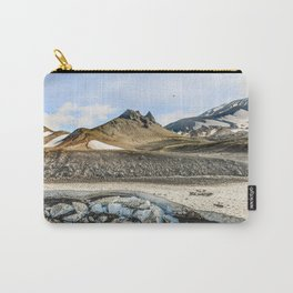 "Extrusion ""Camel"" at the foot of the Avachinsky volcano Carry-All Pouch"