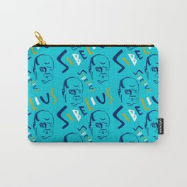 Jean Sibelius (3) Carry-All Pouch