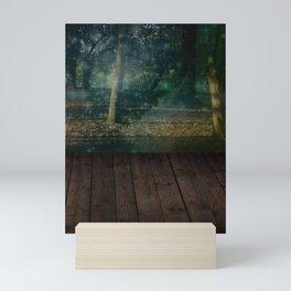 Mystic Garden Mini Art Print