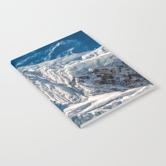 Mountain Between Us Notebook