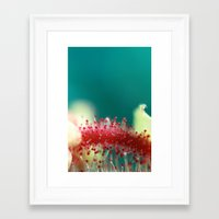 pride Framed Art Prints featuring Pride by Sharon Johnstone