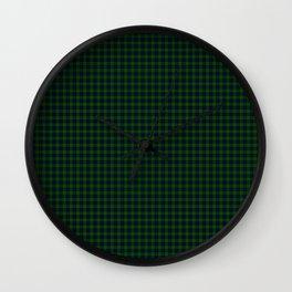 Ogilvie Tartan Wall Clock