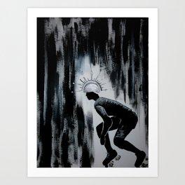 Queens of Pain Art Print