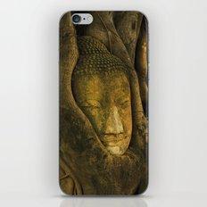 Buddha - Ayutthaya - Thailand iPhone & iPod Skin